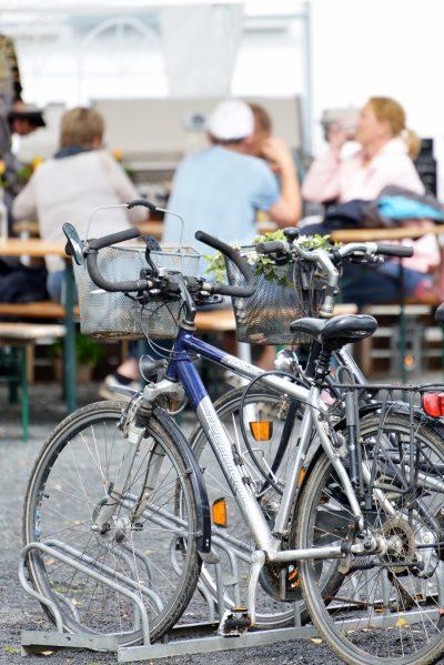 Kulinarische Fahrradtour