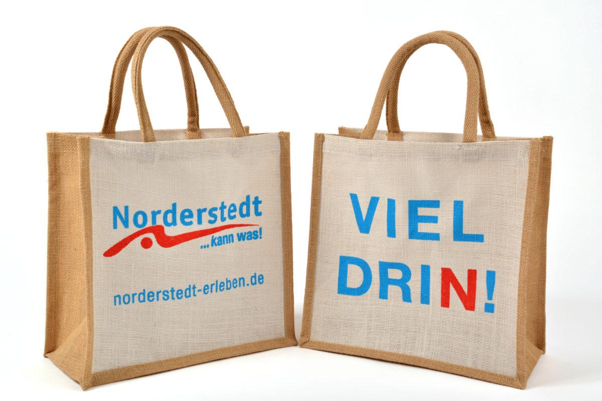 Norderstedt erleben!- Tasche