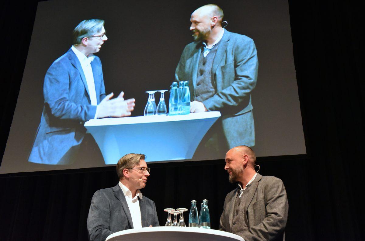 Unterhaltsamer Abend der Norderstedter Wirtschaft mit Holger Stanislawski