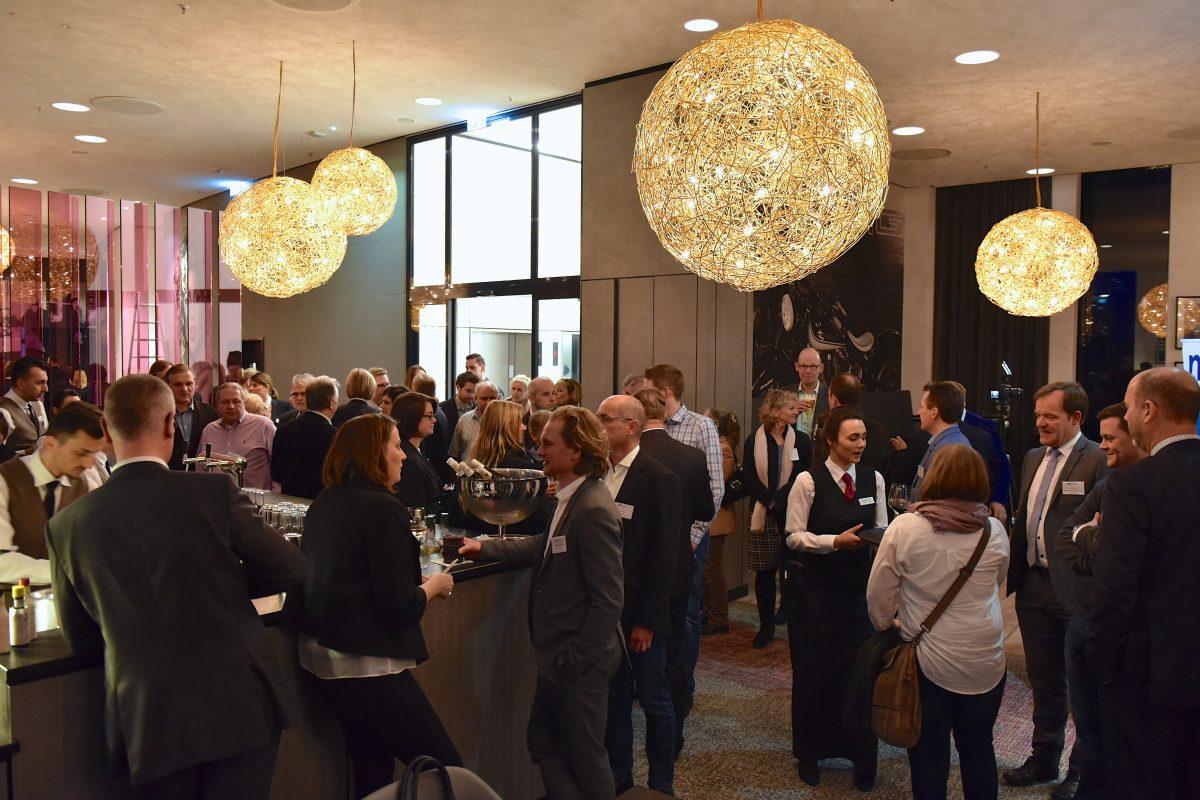 27. März 2018 NoMa-Forum zum Thema Nachhaltigkeit: Teilnehmer begeistert von Nordport-Plaza Hotel