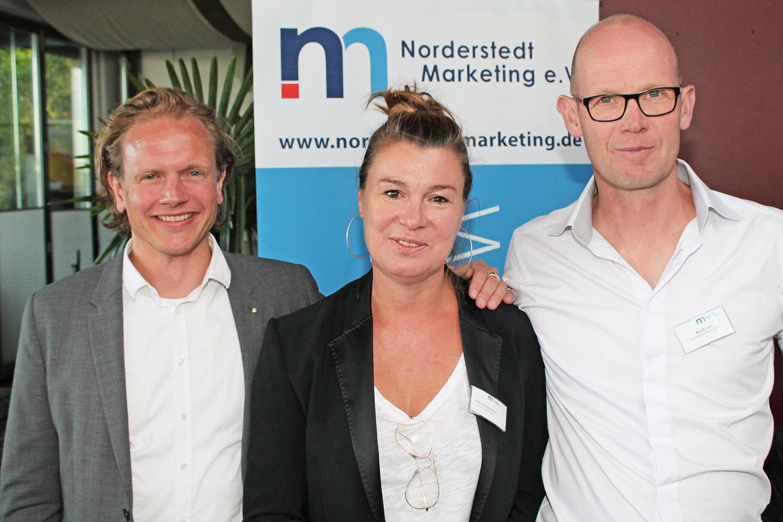 Mitgliederversammlung von Norderstedt Marketing e.V.