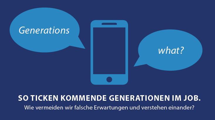 NoMa-Forum: Kommende Generationen in der Arbeitswelt