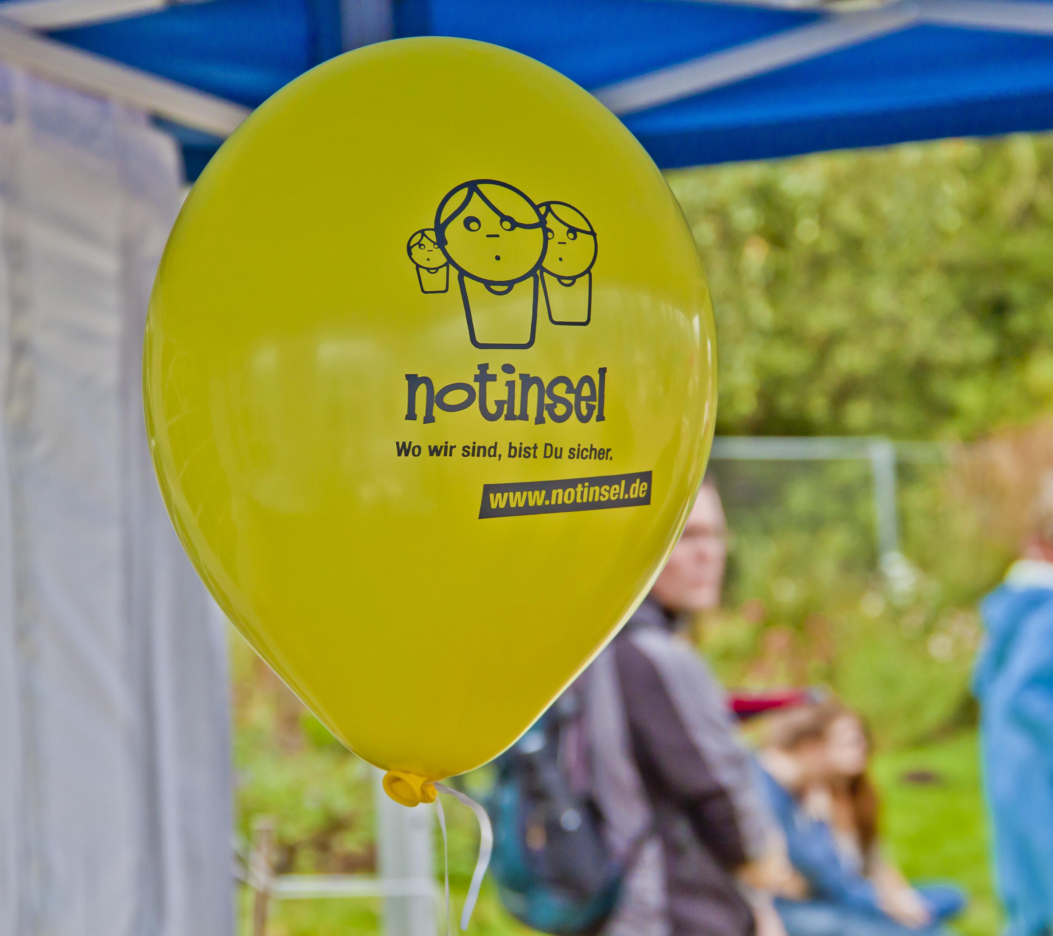 Sommerfest der Notinsel-Initiative in Norderstedt